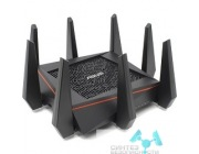 ASUS ASUS RT-AC5300 Tri-band Gigabit Router (RTL) (4UTP 10 / 100 / 1000Mbps, 1WAN, 802.11a / b / g / n / ac, USB2.0 / 3.0)