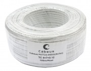 Cabeus TC 4x7x0.12-PATCH-INDOOR-PVC