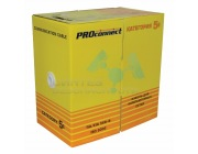 Кабель UTP 4PR 26AWG CAT5e 305м CCA PROCONNECT LIGHT | Фото 1