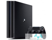 SONY PlayStation 4 1TB PRO + HZD+GOW (CUH-7208B) ConPS494