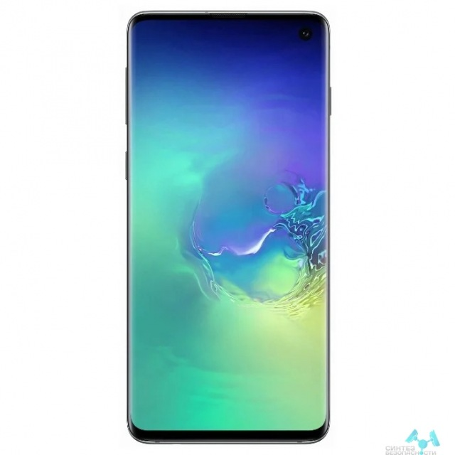 Samsung Galaxy S10 8/128GB (2019) SM-G973F/DS аквамарин (SM-G973FZGDSER)